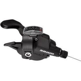 SRAM X4 Trigger Palanca Cambio 8 marchas, trasero, black